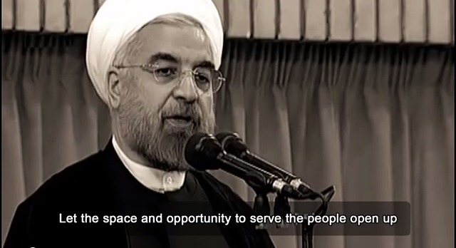 New Voyager - Rouhani