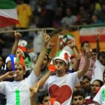 Volley Iran