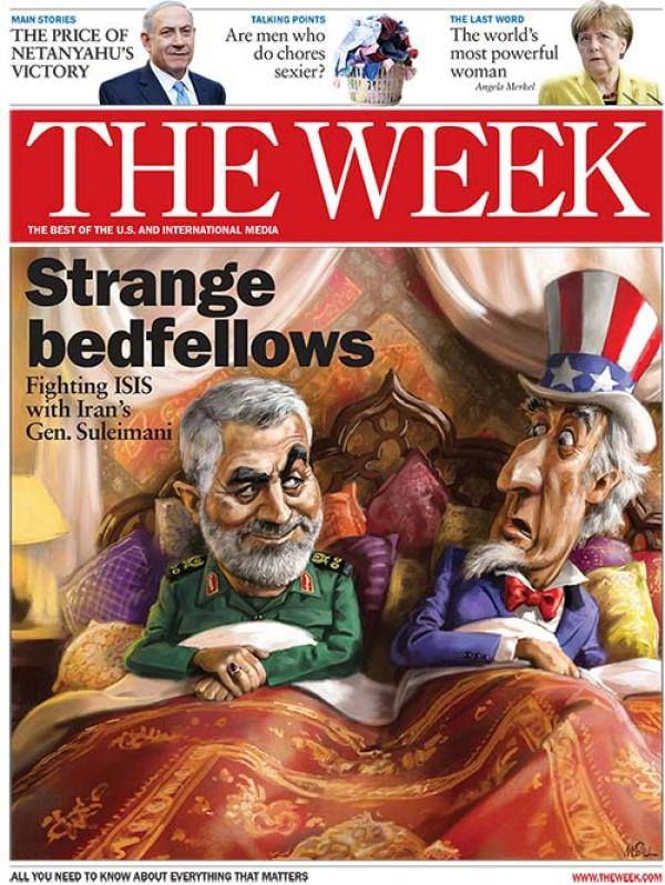 strange bedfellows